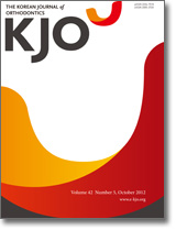 Baja el Korean Journal of Orthodontics de abril y junio del 2013
