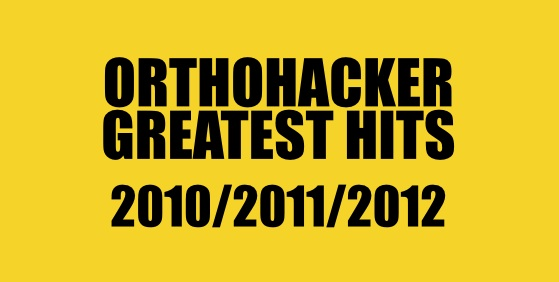 Orthohacker Greatest Hits 2010, 2011 y 2012