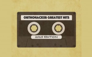 Orthohacker Greatest Hits 2015