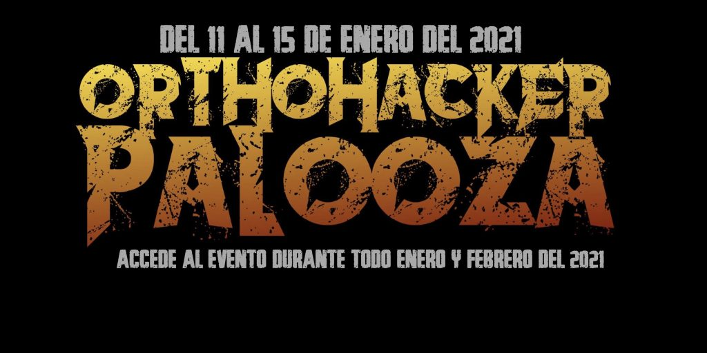 Accede a los videos del OrthoHackerPalooza